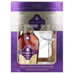 Courvoisier VSOP Cognac (DD+2 Cocktail Pohár) [0,7L|40%]