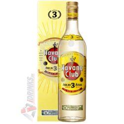 Havana Club 3 Years Rum [3L 40%]