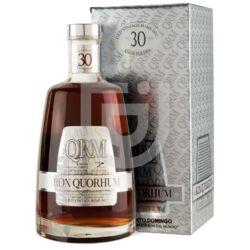 Quorhum 30 Years Rum [0,7L|40%]