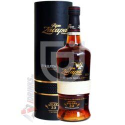 Zacapa Centenario 23 Years Etiqueta Negra Rum [0,7L 43%]