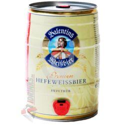 Valentins Hefeweissbier Partyhordó [5L 5,3%]