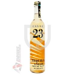 Calle 23 Anejo Tequila [0,5L|40%]