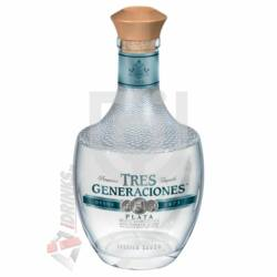 Sauza Tres Generaciones Tequila Plata [0,7L 38%]