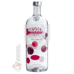 Absolut Cherrys Vodka [1L 40%]