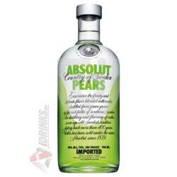 Absolut Pears /Körte/ Vodka [1L 40%]
