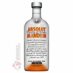 Absolut Mandarin Vodka [1L|40%]
