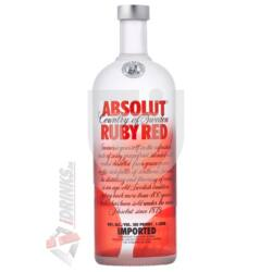 Absolut Ruby Red /Grapefruit/ Vodka [1L|40%]