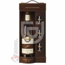 Beluga Allure Vodka (DD+ 3 Pohár) [0,7L 40%]