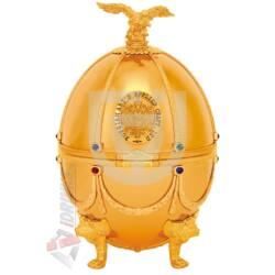"Imperial Collection Faberge Egg  ""Gold disagne"" Vodka [0,7L
