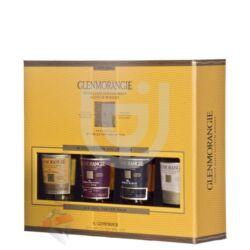Glenmorangie Whisky Miniset (Original/Lasanta/Quinta Ruban/Nectar D'Oro) [4*0,1L|40%]