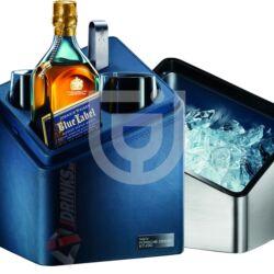 "Johnnie Walker Blue Label Porsche Design ""Mini Cube"" Whisky [0,7L 40%]"
