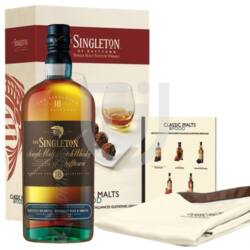 Singleton 18 Years Whisky (Exklusive Pack) [0,7L|40%]
