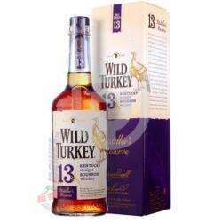 Wild Turkey 13 Years Distillers Reserve Whisky [0,7L|45,5%]