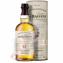 Balvenie 12 Years Triple Cask Whisky [1L|40%]
