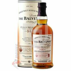 Balvenie 14 Years Cuban Selected Whisky [0,7L|43%]