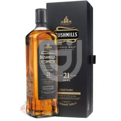 Bushmills 21 Years Whisky [0,7L|40%]