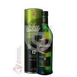 Glenfiddich 12 Years Whisky [0,35L|40%]