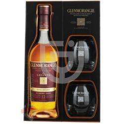 Glenmorangie Lasanta Whisky (DD+2 Pohár) [0,7L|46%]
