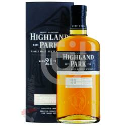 Highland Park 21 Years Whisky [0,7L|47,5%]