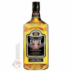 Label 5 Whisky [0,7L|40%]