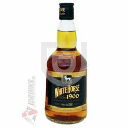 White Horse 1900 Whisky [0,5L|40%]