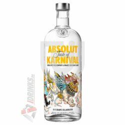 Absolut Karnival Vodka [1L 40%]