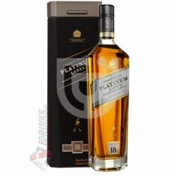 Johnnie Walker Platinum Whisky [1L|40%]